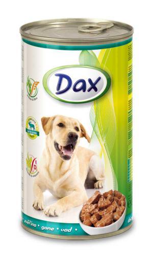 Dax Dog kousky zvìøinová 1240 g