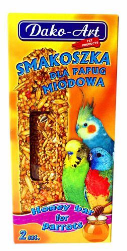 Tyèinka s medem andulka Dako (2 ks)
