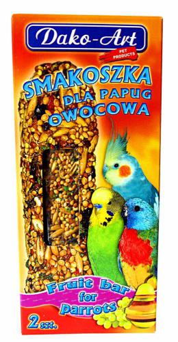 Tyèinka s ovocem andulka Dako (2 ks)