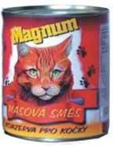 Magnum koèka masová 855 g