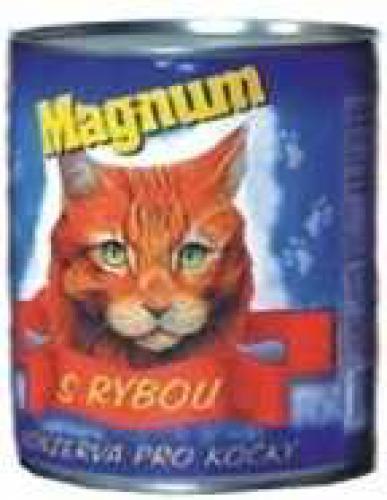 Magnum koèka ryba 855 g