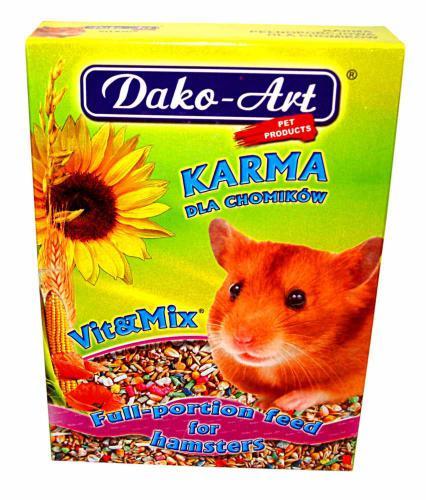 Krmivo køeèek Dako 500 g
