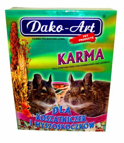 Krmivo osmák Dako 1 kg