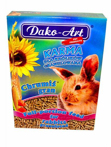 Granule králík Dako 500 g