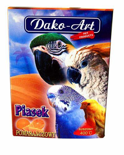 Minerální písek s pomeranèem pták Dako 250 g