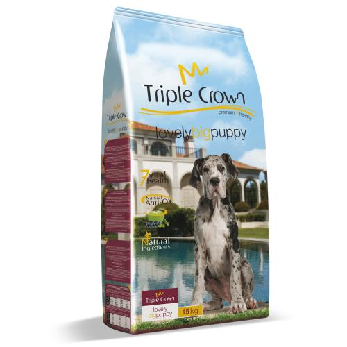 Triple Crown Dog Puppy Big Lovely 15 kg