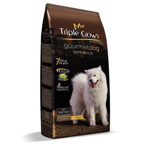 Triple Crown Dog Gourmet Lamb 3 kg