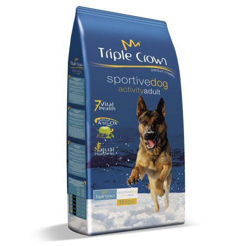 Triple Crown Dog Sportive Activity 15 kg