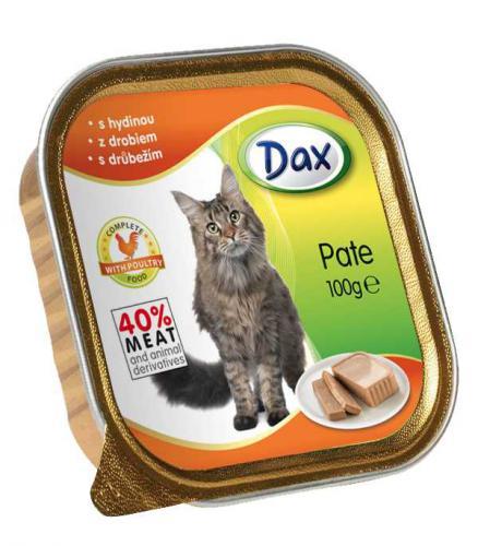 Dax Cat vanièka drùbeží 100 g
