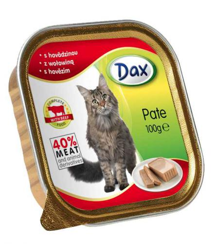 Dax Cat vanièka hovìzí 100 g