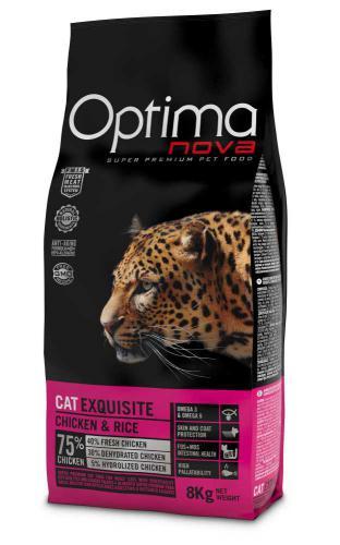 OPTIMAnova Cat Exquisite 8 kg