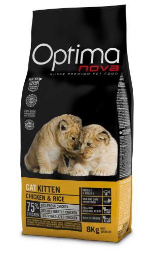OPTIMAnova Cat Kitten 8 kg