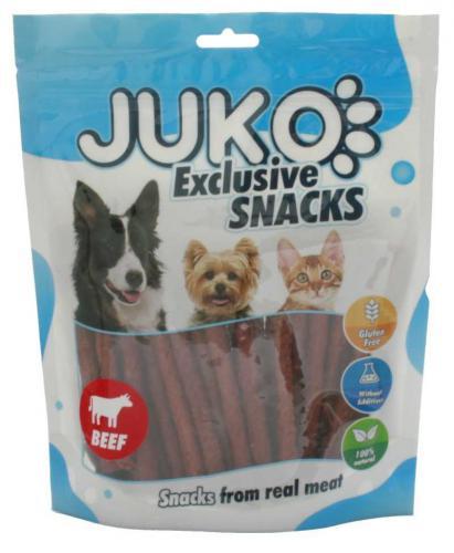 JUKO SNACKS Beef stick 250 g