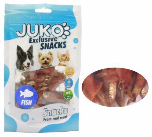 JUKO SNACKS Chicken & Fish 70 g