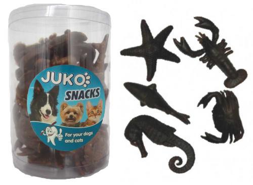 Rybí plody moøe JUKO SNACKS (30 ks)