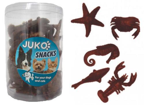 Krabí plody moøe JUKO SNACKS (30 ks)