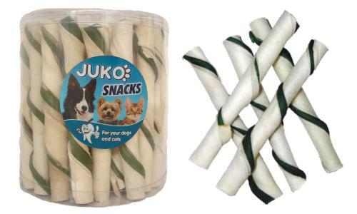 Trubièka bílá mint JUKO SNACKS (35 ks)