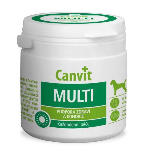 Canvit MULTI pes ochucený 500 g