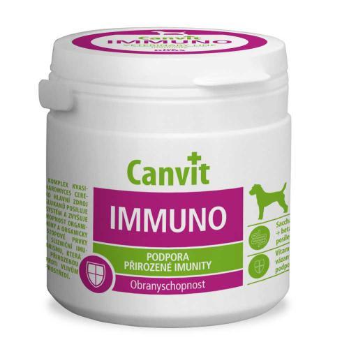 Canvit IMUNO pes ochucený 100 g