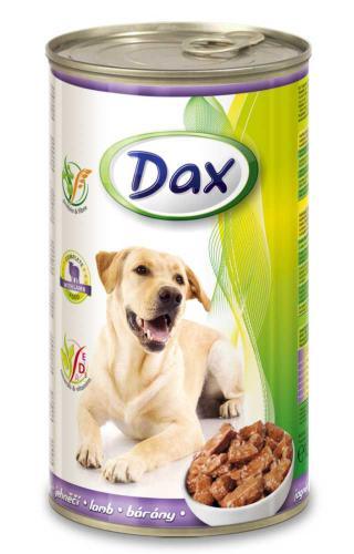 Dax Dog kousky jehnìèí 1240 g