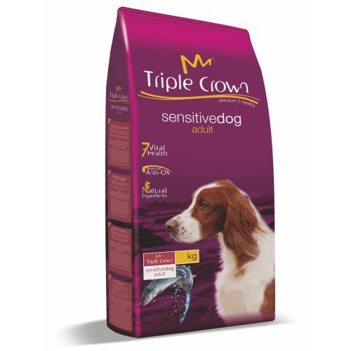 Triple Crown Dog Sensitive 3 kg