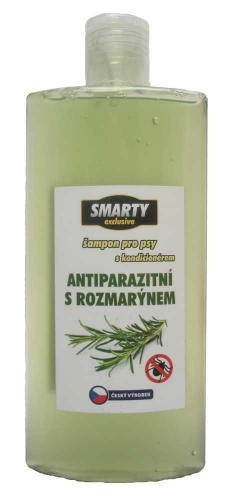 Šampon antiparazitní SMARTY 250 ml