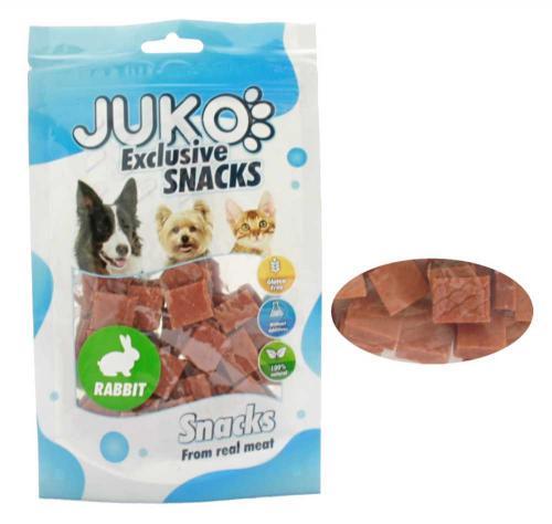 JUKO SNACKS Rabit big bites 70 g