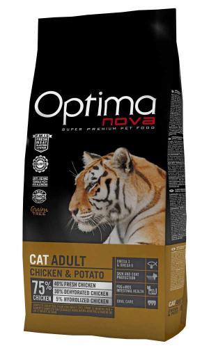 OPTIMAnova Cat Chicken GF 2 kg