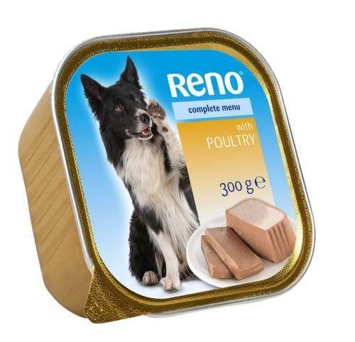 RENO Dog drùbeží, vanièka 300 g