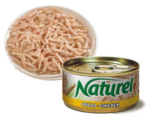 Naturel Cat Chicken, konzerva 70 g