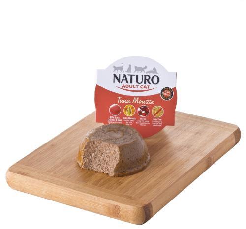 Naturo Cat Tuna Mousse 85 g