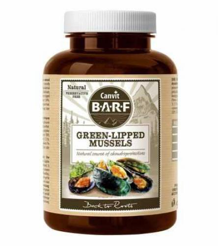 Canvit BARF Green-lipped Mussel (pro zdravé klouby) 180 g