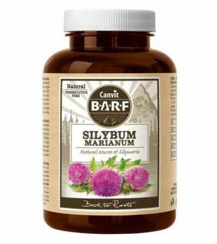 Canvit BARF Silybum Marianum (ostropestøec mariánský) 160 g