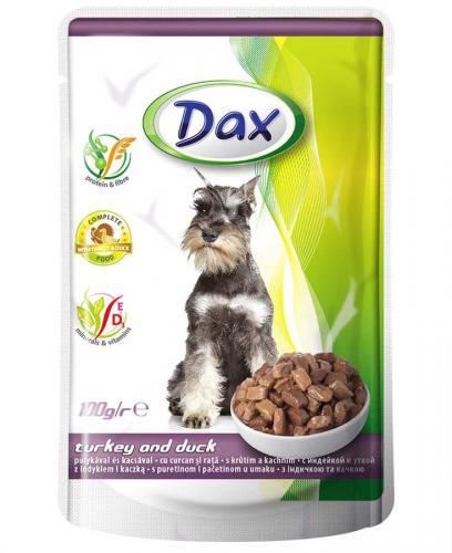 Dax Dog kapsièka krùtí a kachní 100 g