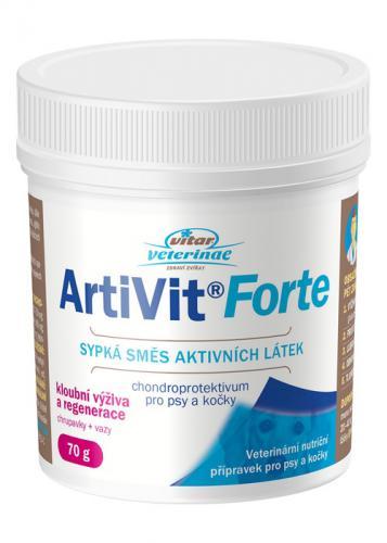 Vitar veterinae Artivit Forte prášek 70 g