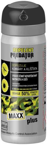 Repelent Predator Maxx plus 80 ml