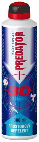 Repelent Predator 3D sprej 300 ml