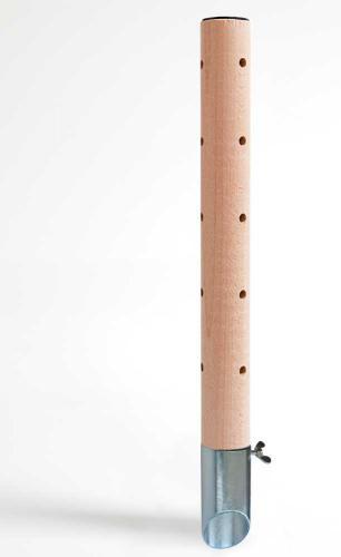 Psí pisoár design 1 døevìný 40 cm