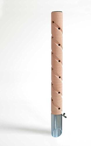 Psí pisoár design 3 døevìný 60 cm