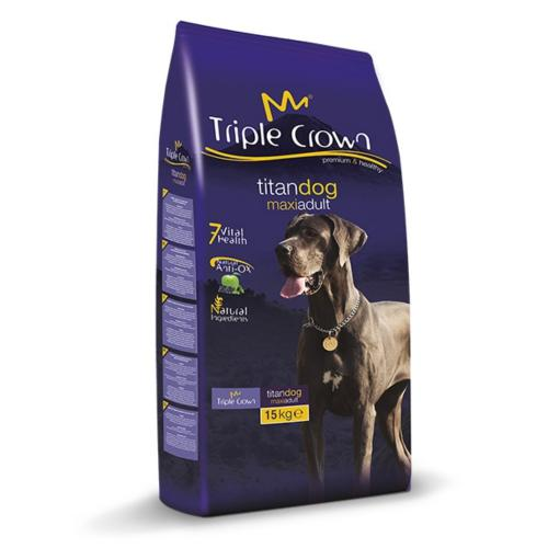 Triple Crown Dog Adult Maxi Titan 15 kg