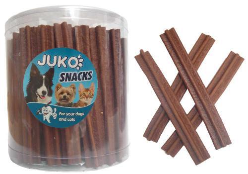 Jerky køíž jehnì JUKO SNACKS 12,5 cm (50 ks)