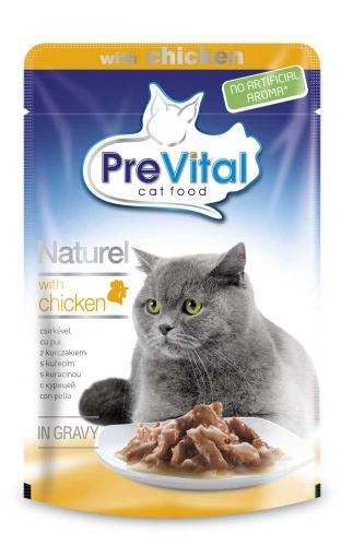 PreVital Naturel kuøe, kapsa 85 g