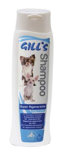 GILLS šampon Regeneraèní 200 ml