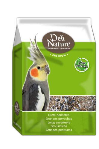 Deli Nature Premium papoušek 4 kg