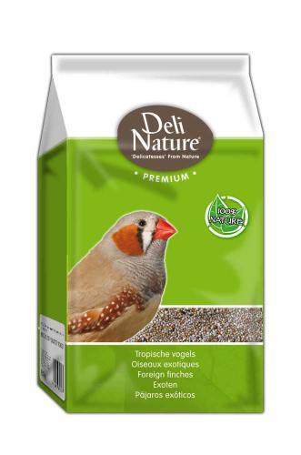 Deli Nature Premium drobní exoti 1 kg