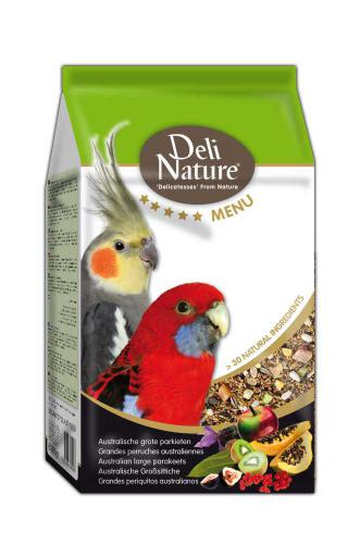 Deli Nature 5 Menu australský papoušek 800 g