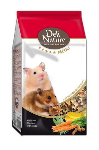 Deli Nature 5 Menu køeèek 750 g