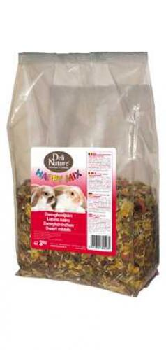 Deli Nature Happy Mix králík 3 kg