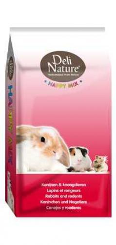 Deli Nature Happy mix králík 15 kg