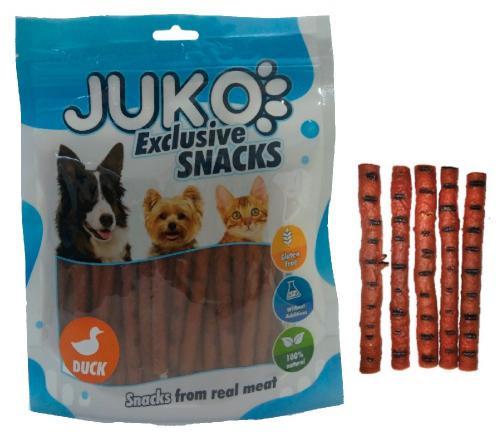 JUKO SNACKS BBQ Duck stick 250 g